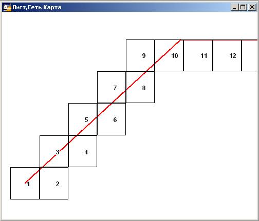 Алгоритм «Кирпичная кладка»